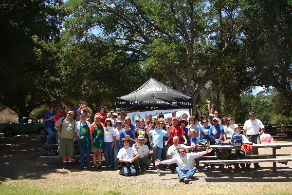 REI Group Image Ivan Dickson Trail Maintenance