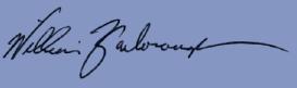 William Yarborough Signature